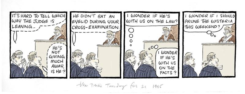 Monday morning with Alex Williams' cartoons, 6th September 2010